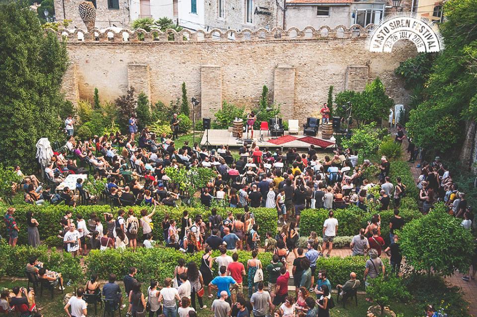 I migliori live del Vasto Siren Festival 2015