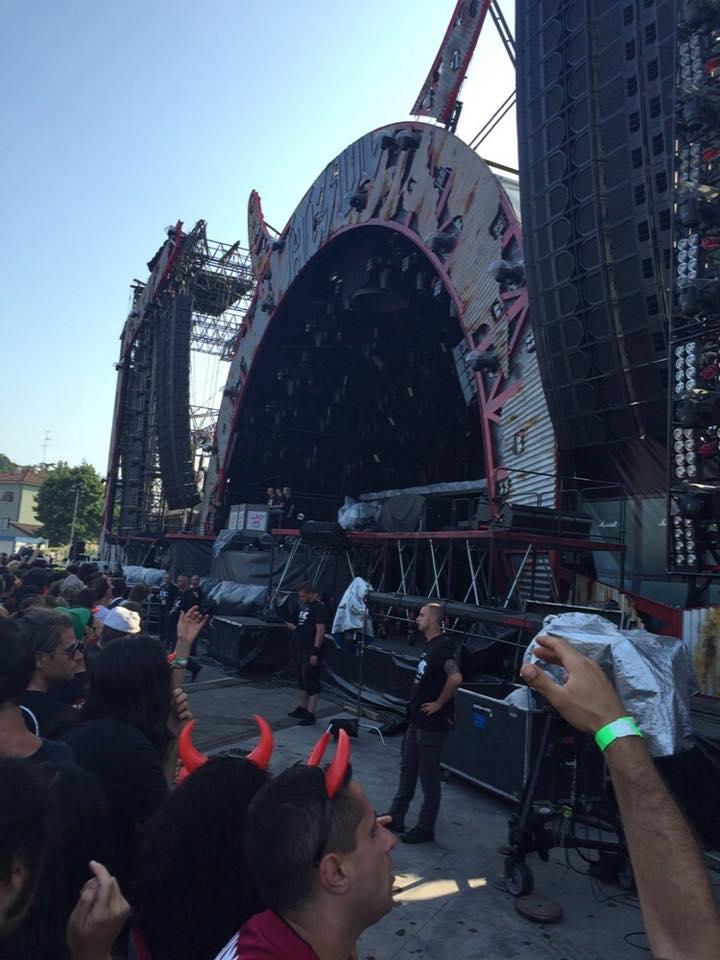 AC/DC a Imola, gli scatti live a poche ore dal concerto!