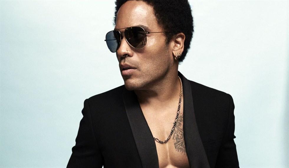Il re è nudo! Lenny Kravitz senza mutande sul palco! (FOTO)