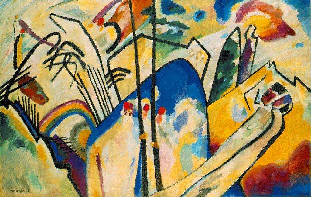Comporre musica coi colori: Kandinskij e il linguaggio dello spirito
