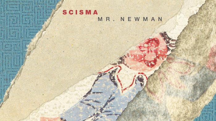 """La copertina di """"Mr Newman"""""""