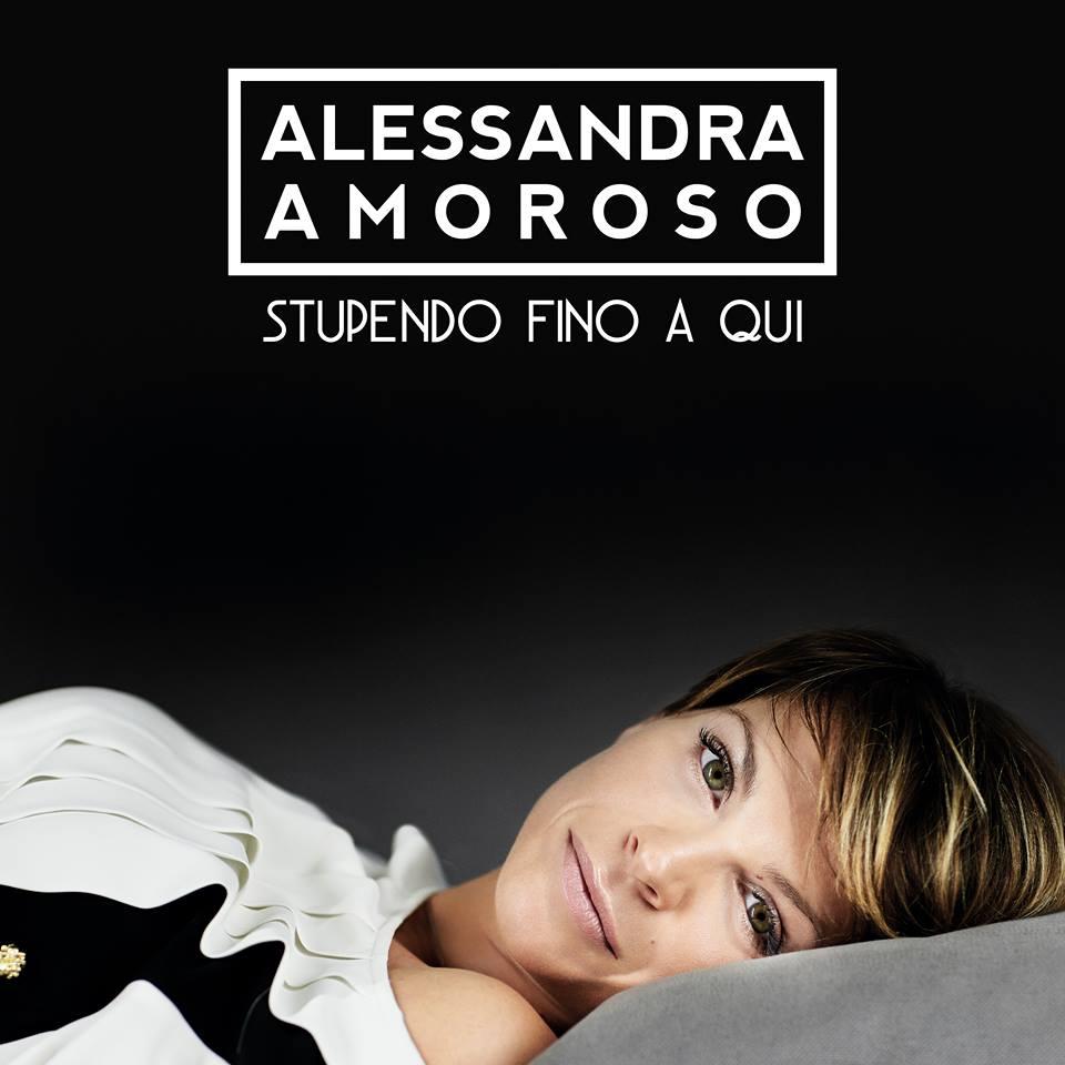 """Alessandra Amoroso regala ai suoi fan """"Stupendo fino a qui"""""""