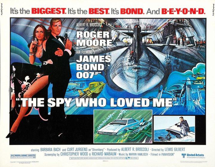 007, le 7 colonne sonore più belle  (VIDEO)