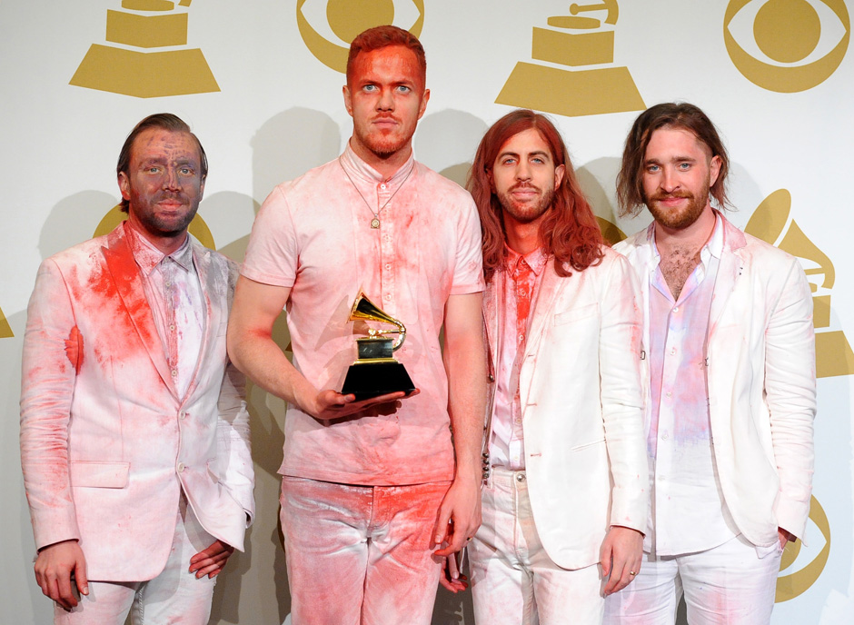 Gli Imagine Dragons finalmente in Italia