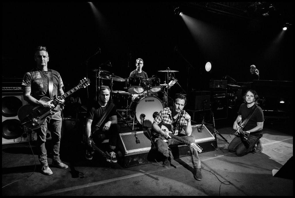 I Pearl Jam sono pronti per un nuovo tour nel 2016 (DATE)