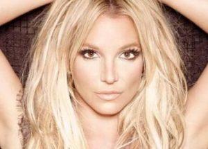 Britney Spears salute