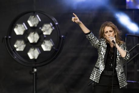 Lucca Summer Festival Celine Dion