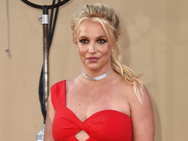 Britney Spears tutela legale padre